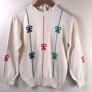 Polly Flinders vintage sweater 70's/80's